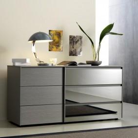 Мебель для гостиной комнаты в стиле минимализма