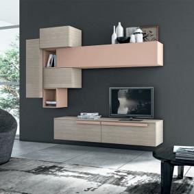 Подвесная мебель модульного типа