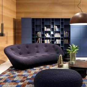 Мягкая мебель в стиле модерна