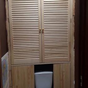 Дверцы из дерева своими руками для сантехнического шкафчика