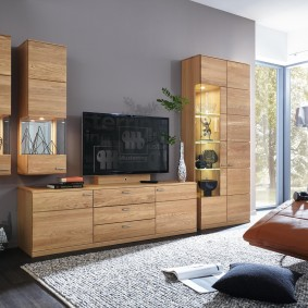 Современная мебель каркасного типа