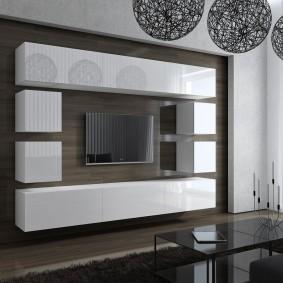 Модульная мебель навесного типа