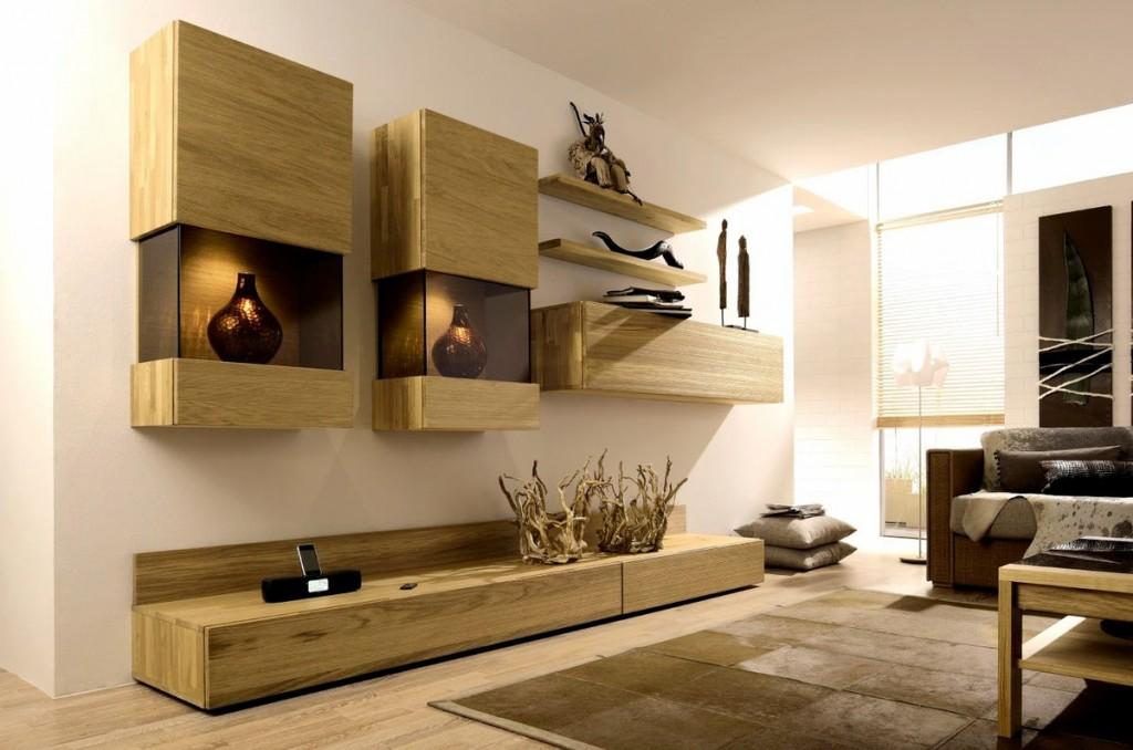 Модульная мебель в гостиную современного стиля