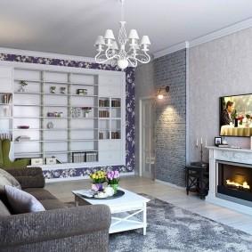 Дизайн гостевой комнаты в стиле прованса