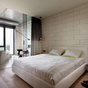 Декор спальной комнаты в современном стиле