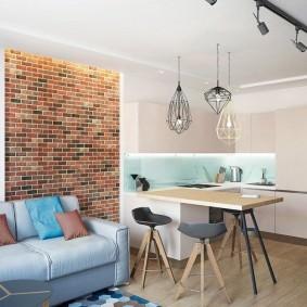 Уютная квартира в современном доме