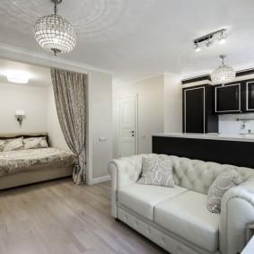 Дизайн малогабаритной квартиры после ремонта