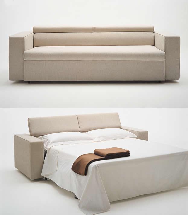 Фото раскладного дивана в стиле минимализма