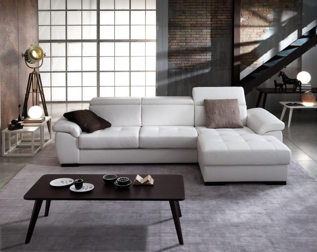Фото раскладного дивана в стиле модерн