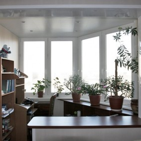 Обустройство утепленной лоджии в квартире
