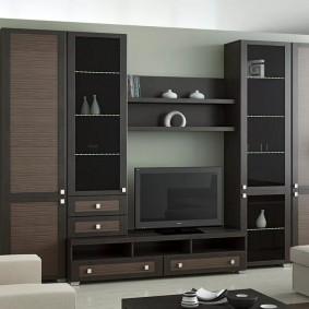 Современная мебель из недорого ДСП