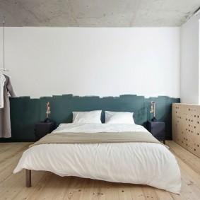 Оформление интерьера спальни в современном стиле