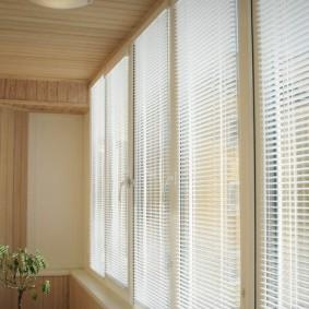Дизайн небольшого балкона в современном стиле