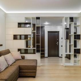 Светодиодная подсветка потолка в квартире