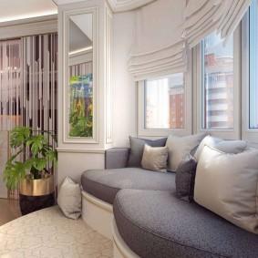 Удобный диван для комфортного отдыха