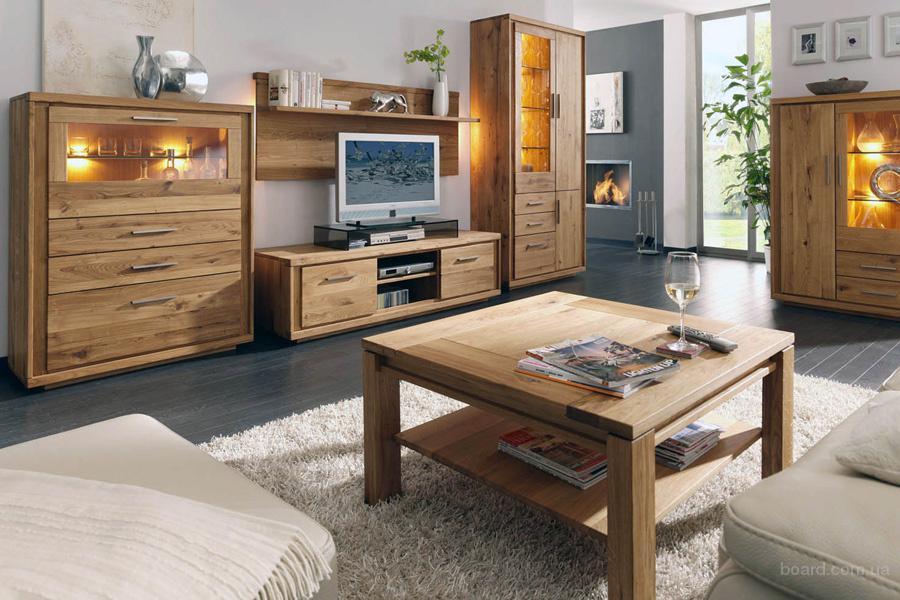 Модульная мебель со встроенной подсветкой внутри