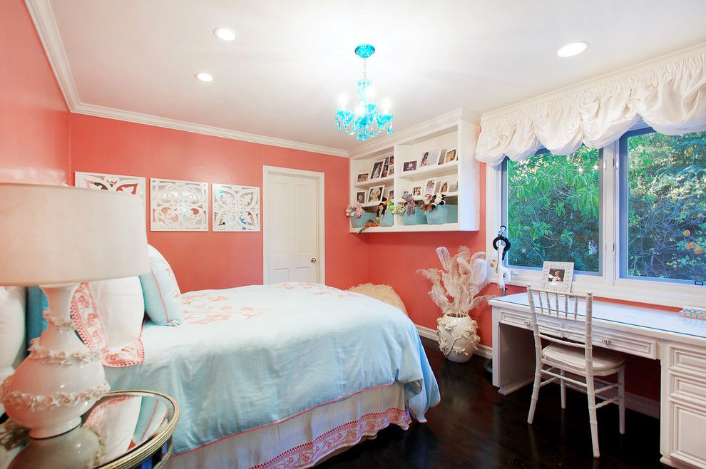 комната для девочки декор