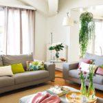 оформление и декор гостиной фото дизайна