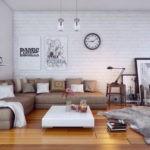 оформление и декор гостиной фото дизайн