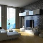 оформление и декор гостиной идеи дизайна