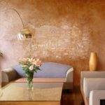 оформление и декор гостиной варианты