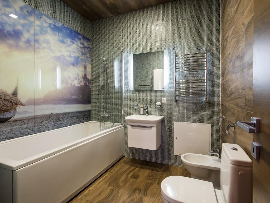 дизайн ванной площадью 5 кв м