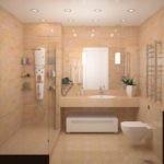 ванная комната 5 кв м фото дизайна