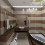 ванная комната 5 кв м фото дизайн