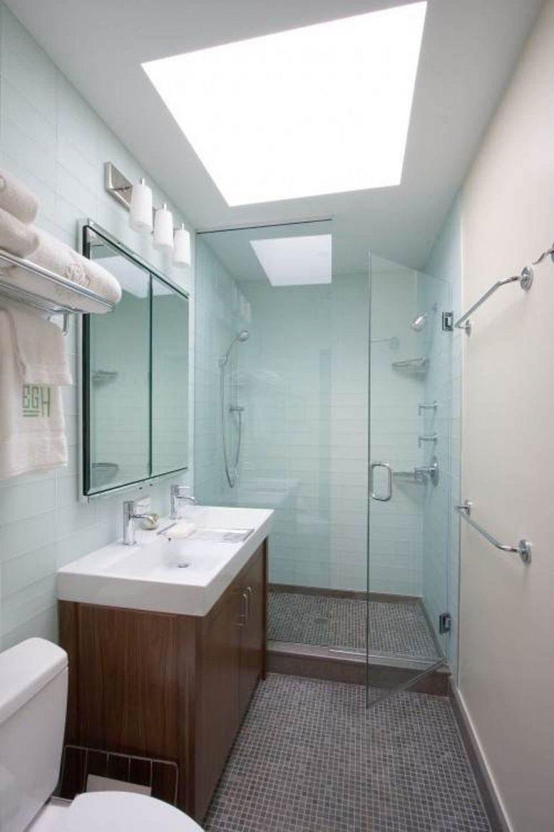 Белая ванная комната освещение