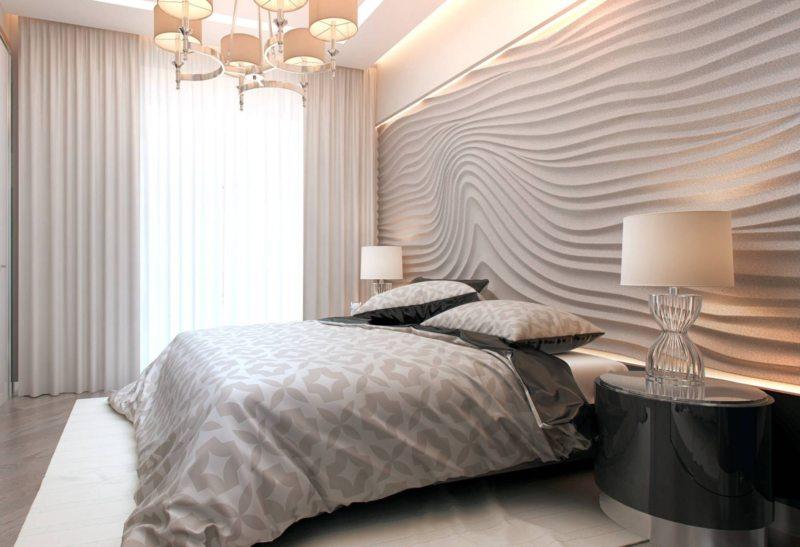 Декор спальни проект мечты