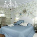 Декор спальни стиль прованс