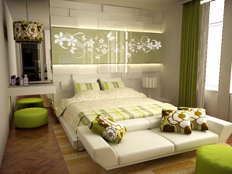 Декор спальни удобство и стиль