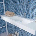 дизайн ванной 5 кв м интерьер фото