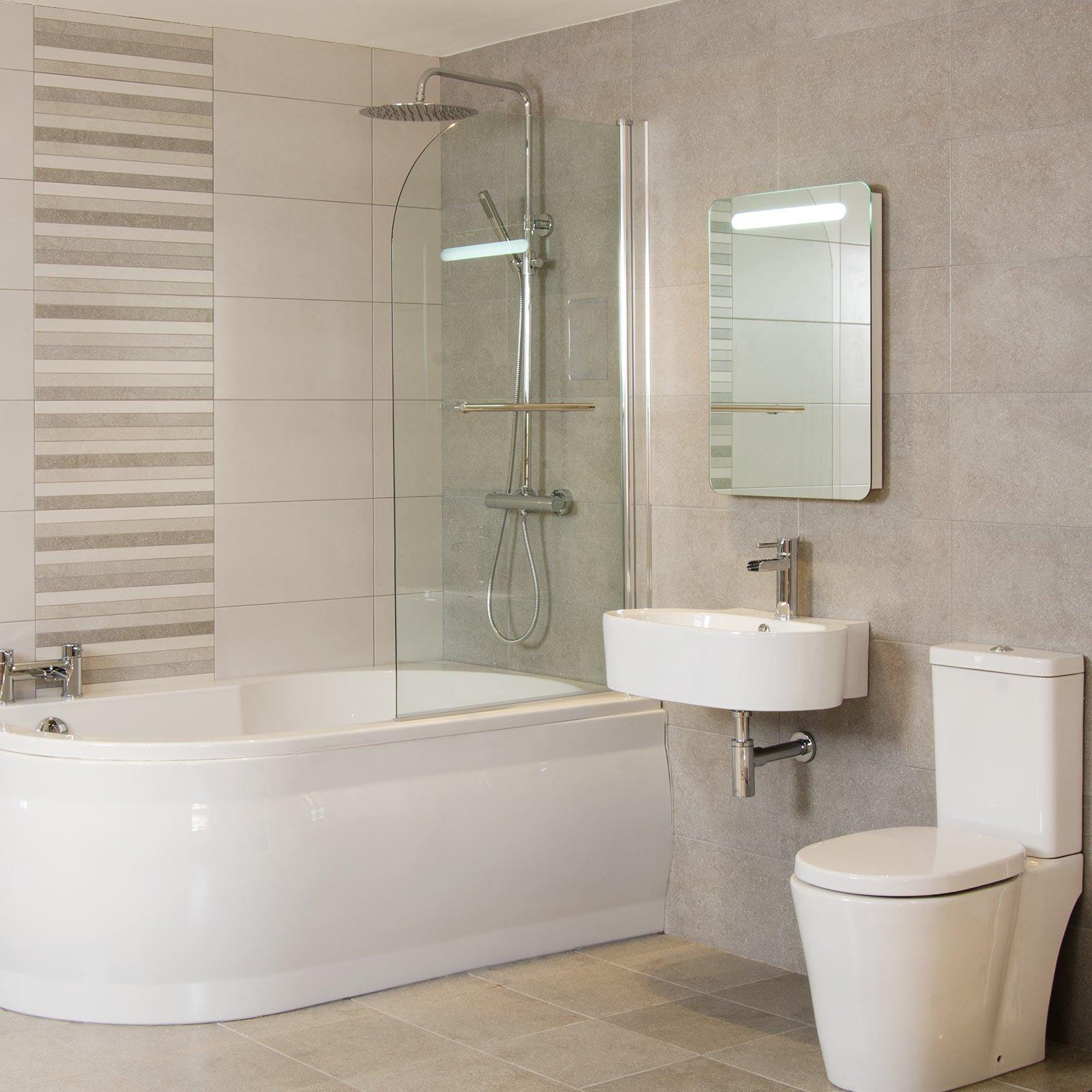 Дизайн ванной комнаты 6 кв м эстетичный вид