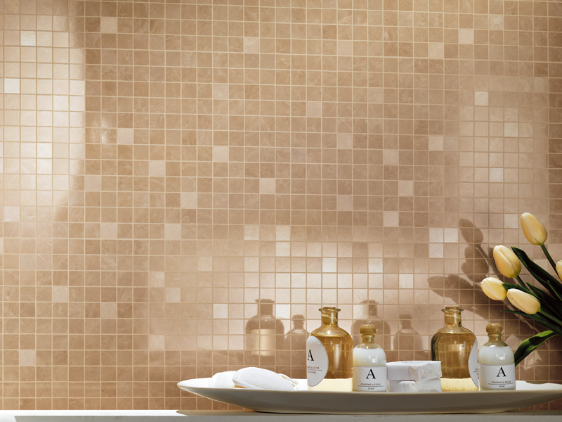 Мозаика для ванной комнаты 50 на 50