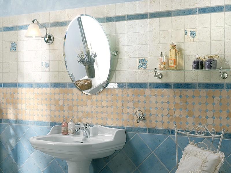 Мозаика для ванной комнаты вечная красота
