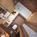 ванная комната 3 кв м идеи дизайн