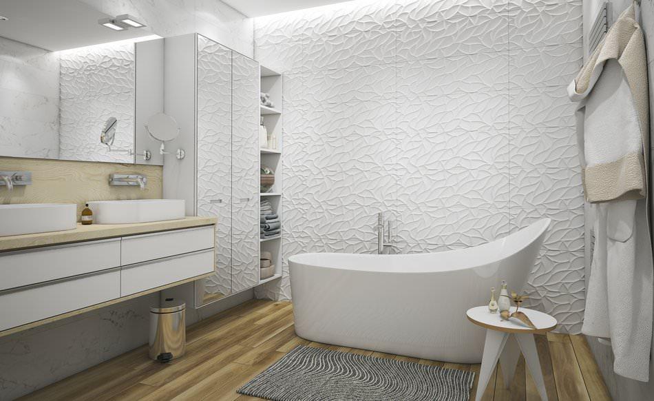 отделка ванной комнаты 5 кв м