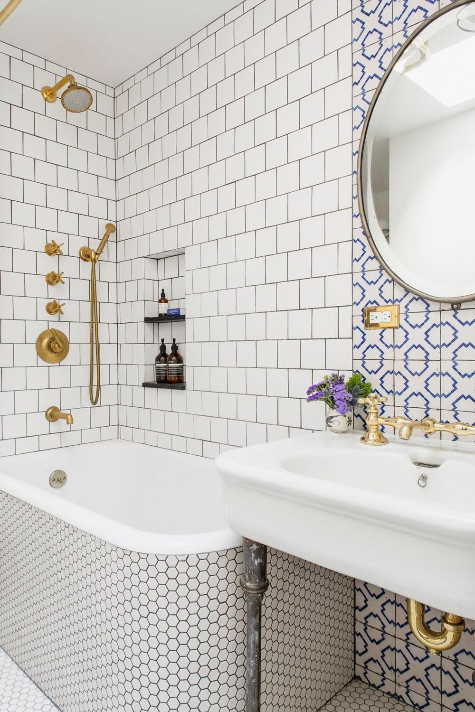 ванная 3 кв м фото