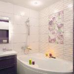ванная комната 3 кв м фото дизайн