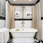 ванная комната 3 кв м интерьер фото