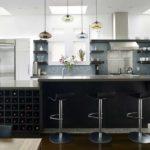 дизайн кухни 2018 года фото декор