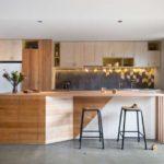 дизайн кухни 2018 года интерьер