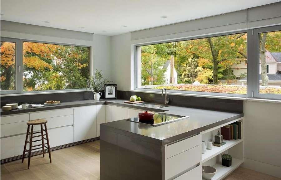 дизайн кухни в своем доме