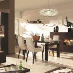 дизайн гостиной кухни фото