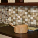 плитка для кухни мозаика