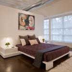 разделение спальни и гостиной