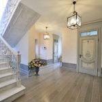 дизайн холла в частном доме фото оформления