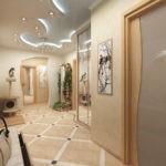дизайн интерьера в холле фото