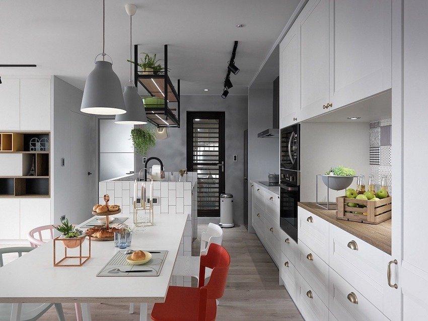 идеи интерьера элитной кухни